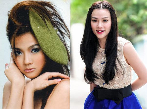 Mỹ nhân Việt đẹp hơn khi mũi thon thẳng 9