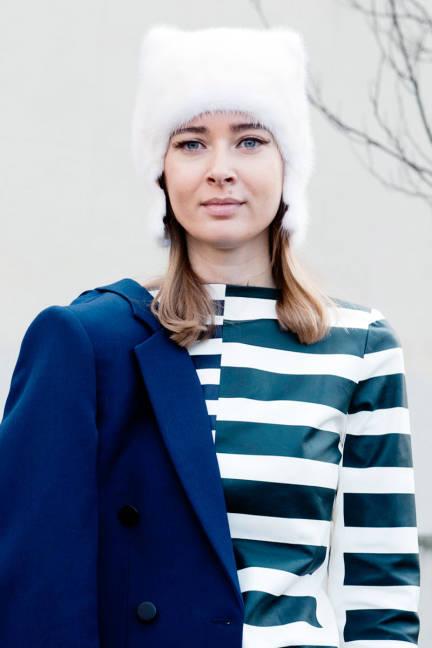 5 xu hướng mũ cho mùa đông 12