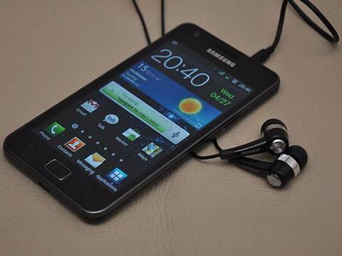 Top smartphone đỉnh cao về nghe nhạc 7