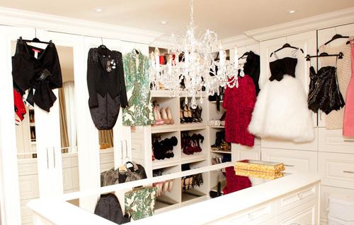 Chiêm ngưỡng tủ đồ thời trang của Victoria Beckham 4