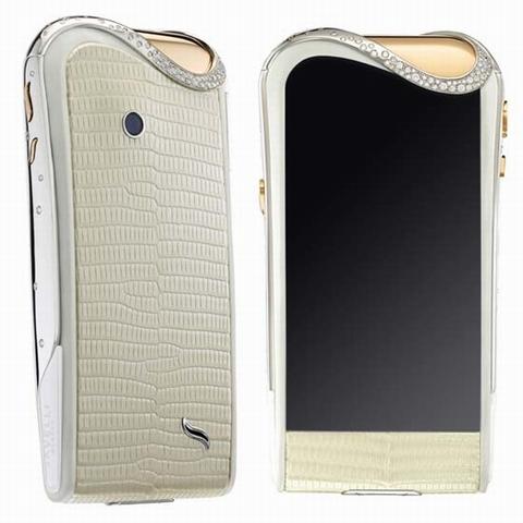 Smartphone nạm kim cương dành riêng cho quý bà 8