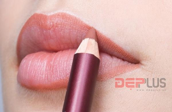 Cách trang điểm khắc phục nhược điểm của đôi môi 3