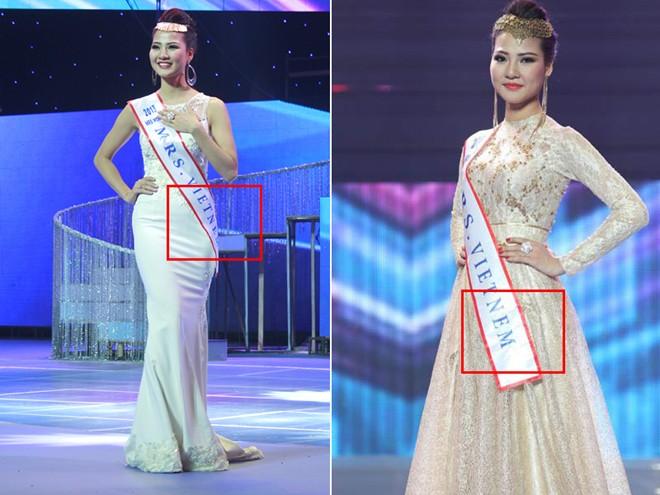 Những sự cố đáng tiếc của các người đẹp Việt trên đấu trường quốc tế 8
