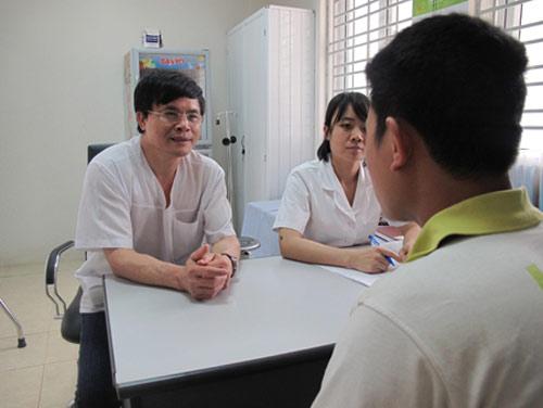 Dấu hiện sớm nam giới bị ung thư tinh hoàn 1