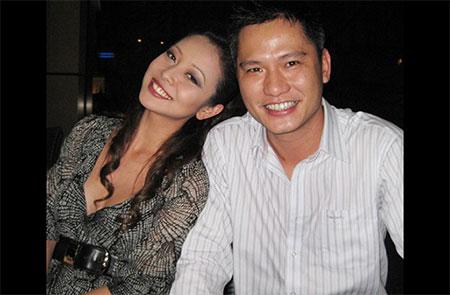Ảnh hiếm của vợ chồng Jennifer Phạm 10