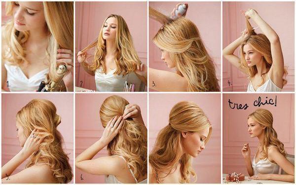 5 kiểu tóc mùa thu lãng mạn, dễ áp dụng 2