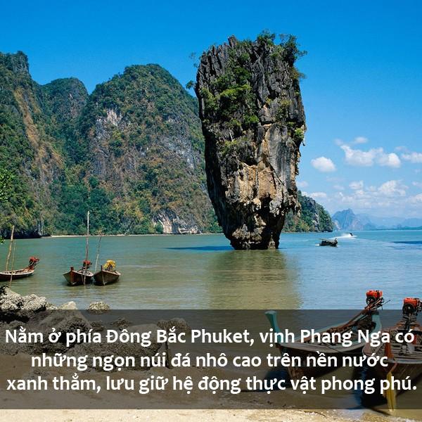 """Ngắm """"vịnh Hạ Long của Thái"""" qua chùm ảnh độc đáo 2"""
