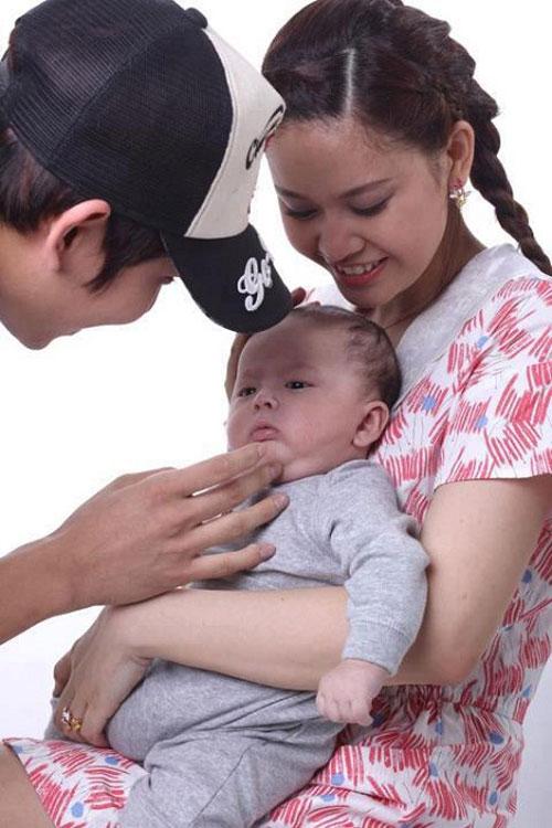 Hàng loạt sao Việt có con trước, lo cưới sau 5