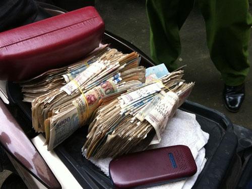 Sư giả xin được 5 triệu đồng chỉ trong 2 ngày 1