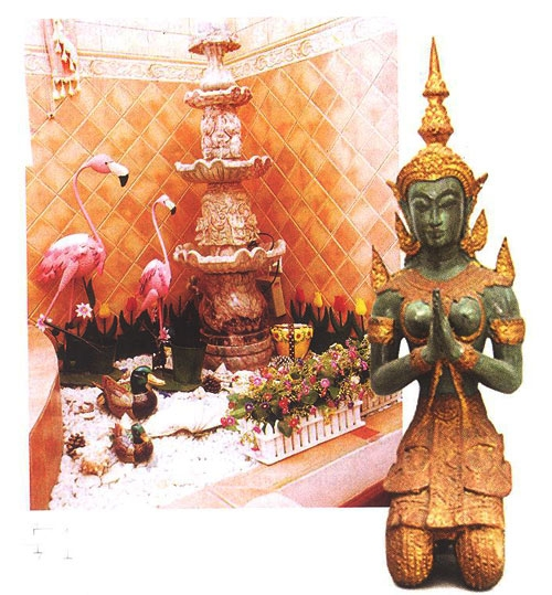Biệt thự 150 m² của hoa hậu Đàm Lưu Ly 2