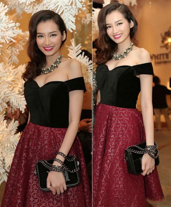 Kiều nữ Việt xinh lung linh với dáng váy xoè 10