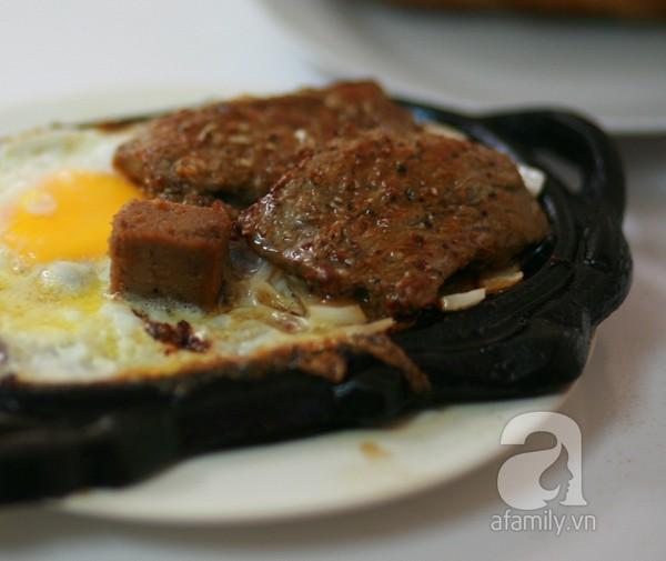 Thưởng thức món bò bít tết ngon khó cưỡng 2
