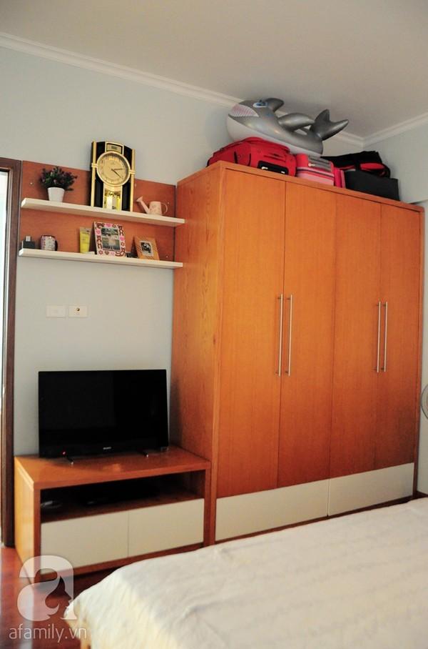 Thăm căn hộ có không gian bếp hoàn hảo ở Dịch Vọng, Hà Nội 17