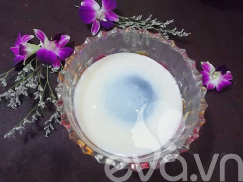 Ngọt mát với thạch sữa đậu nành 7