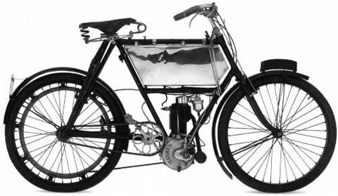 """Chiêm ngưỡng 10 xe máy thời """"tiền sử"""" 3"""