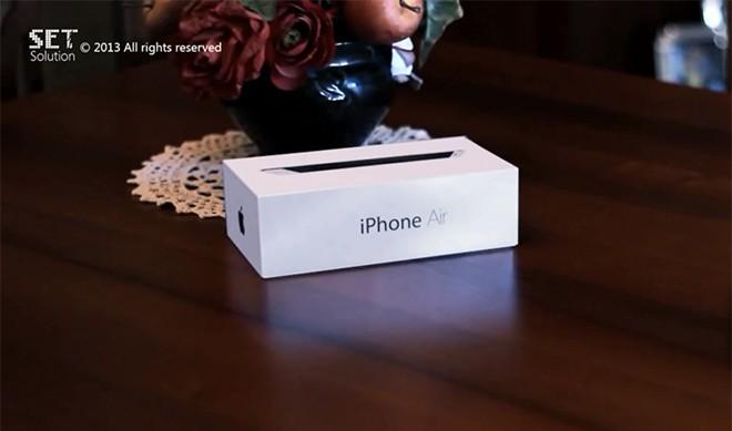 Mở hộp iPhone Air siêu mỏng màn hình rộng tuyệt đẹp 1