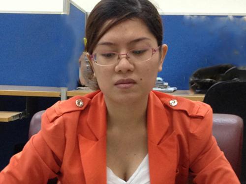 Thai phụ tố Phi Thanh Vân cướp chồng lộ diện 1