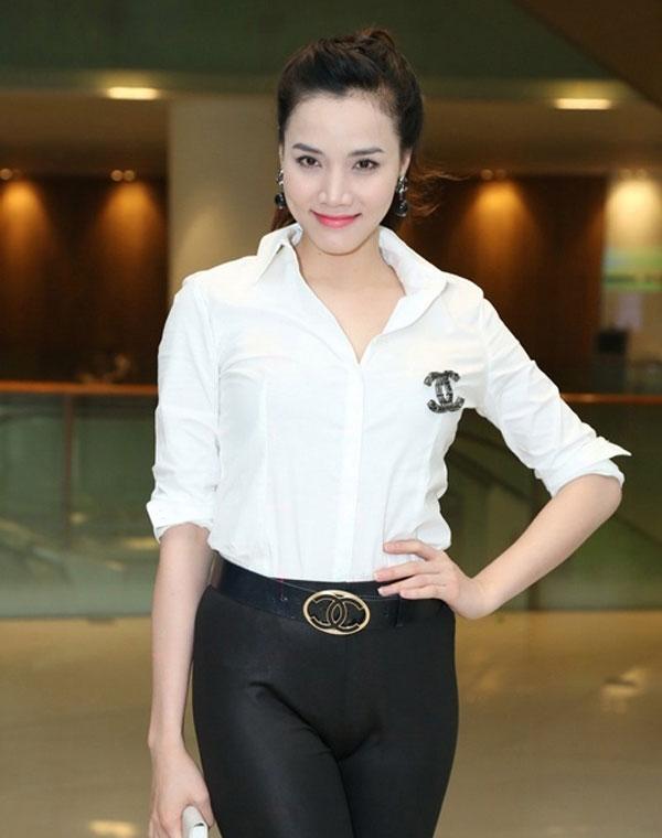 Mỹ nhân Việt và những pha ăn mặc hớ hênh nhất 2013 29