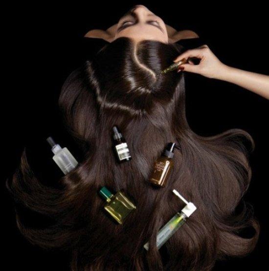 Bí quyết chăm sóc mái tóc mùa lạnh 2