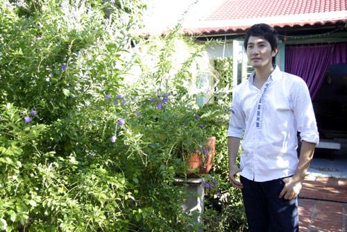 Ngó nghiêng nhà đẹp của Nguyễn Phi Hùng 15