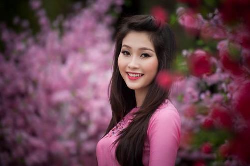 Những kiểu tóc nhìn là yêu của hoa hậu Thu Thảo 6