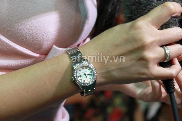 Choáng với BST đồng hồ bạc tỉ của Thu Minh 3
