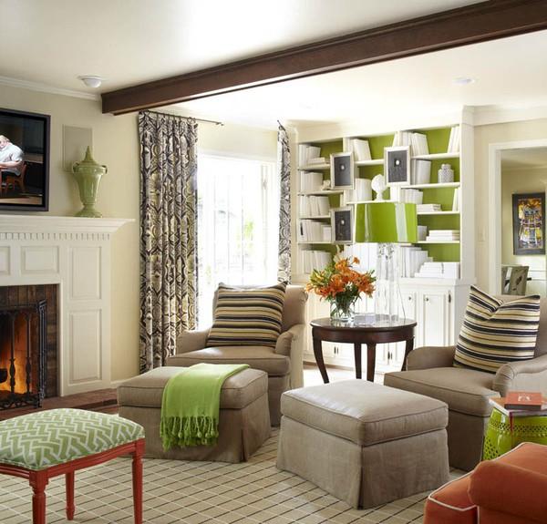 Sử dụng màu sắc thông minh để nhà thêm đẹp 2