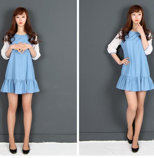 3 loại váy cực mát mẻ cho nàng công sở 3