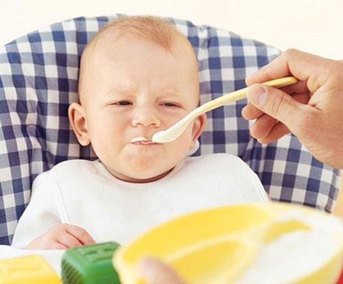Mẹo nhỏ giúp con tăng cân nhanh 1