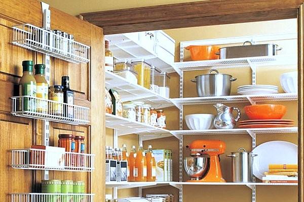 Mẹo sắp xếp tủ lưu trữ thực phẩm ngăn nắp đón Tết 8