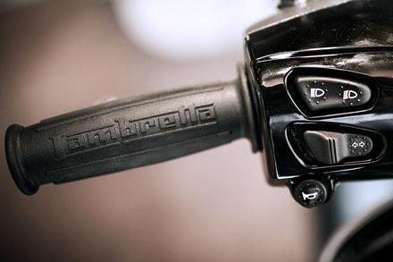 Lambretta ra mắt phiên bản mới màu đen cho năm 2013 3