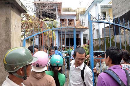Hai bé gái chết cháy trong căn nhà khóa cửa ở Sài Gòn 4