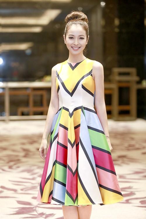 Jennifer Phạm quyến rũ hơn cả siêu sao Hàn Quốc 1