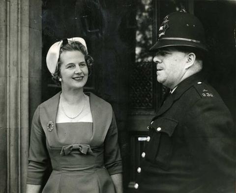 Margaret Thatcher - Một đời lừng lẫy 5