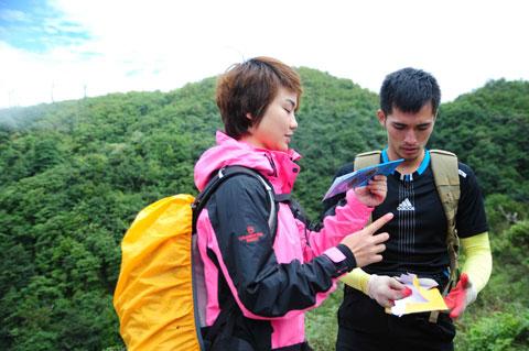 Thí sinh 'Cuộc đua kỳ thú' mếu máo trên đỉnh Fansipan 6