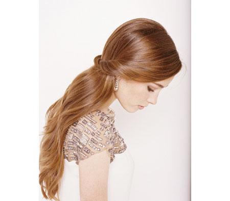 5 kiểu tóc mùa thu lãng mạn, dễ áp dụng 1