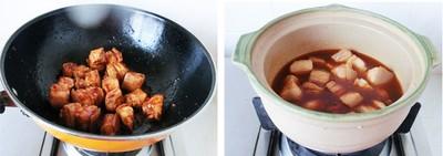 Thịt kho khoai tây đậm đà lạ miệng 4