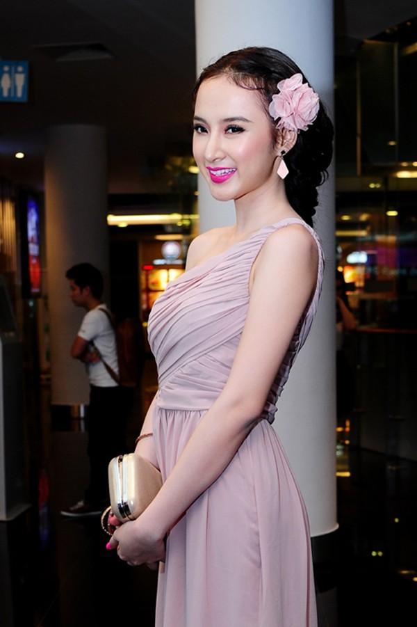 Angela Phương Trinh: Cô nàng chịu khó F5 kiểu tóc 2