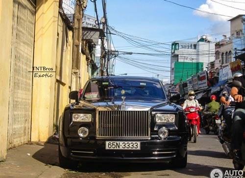 Những siêu xe Việt khiến báo nước ngoài 'choáng' 5