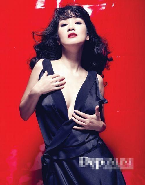 Tuổi 43, Hồng Nhung tung loạt ảnh nội y, sexy đến nghẹt thở 2