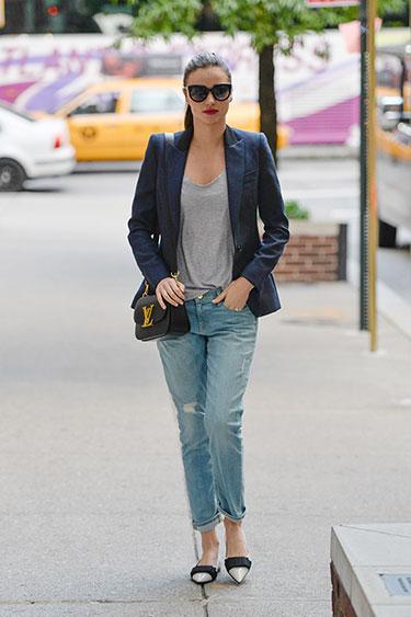 Học cách mặc quần jean nữ đẹp như sao Hollywood 1