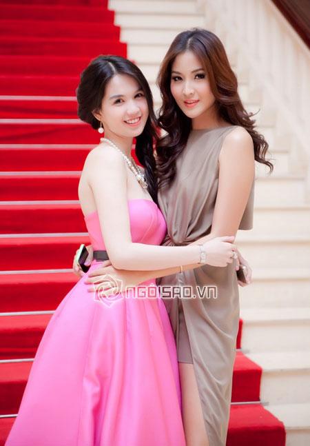 Ngọc Trinh hàng hiệu dát đầy mình vẫn lép vế trước hoa hậu hoàn vũ Thái Lan 14