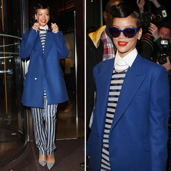10 cách diện đẹp với blazer xanh 2