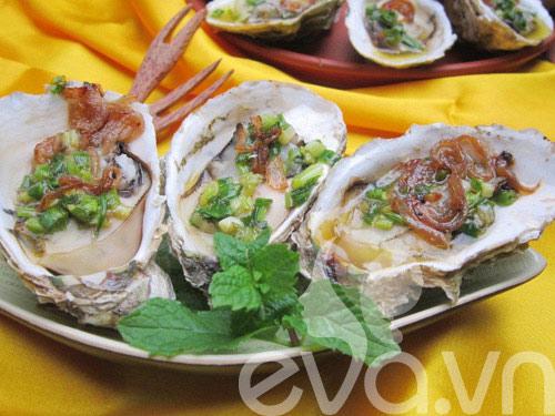 Những món hàu, sò ngon cho người mê hải sản 3
