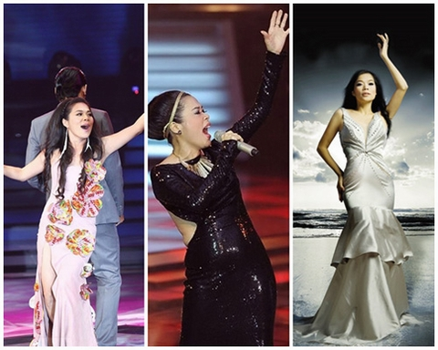 """Thời trang lạ mắt của các người đẹp """"lớn tuổi"""" showbiz Việt 17"""