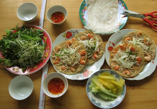 Món ngon dân dã đất võ Bình Định 5