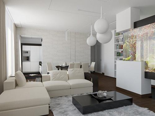 Để căn hộ chật rộng như biệt thự 2