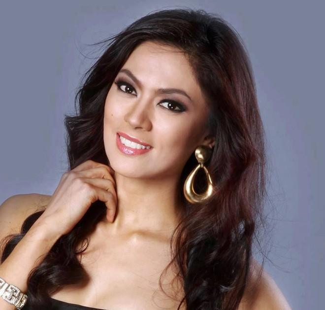 Đọ nhan sắc Trương Thị May và các Hoa hậu Hoàn vũ châu Á 9