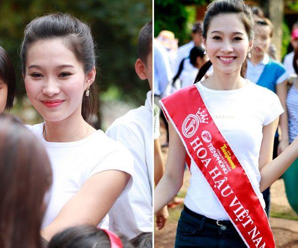 """5 """"nữ hoàng áo phông"""" của showbiz Việt 22"""