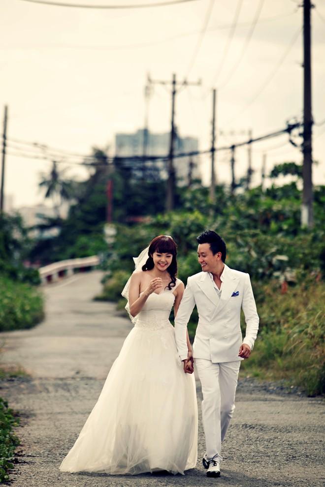 Ảnh cưới đẹp lung linh của Minh Hằng - Lương Mạnh Hải 5